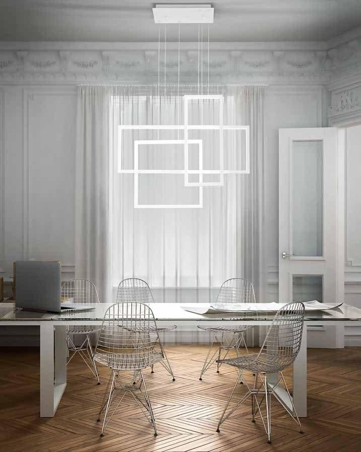 lampadari moderni di design