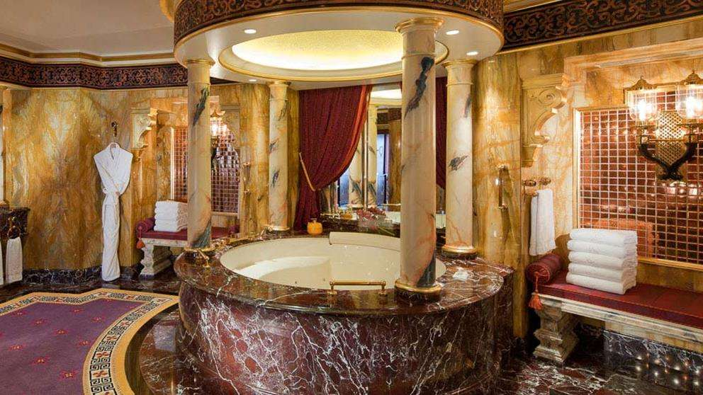 hotel vela dubai bagno